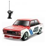 Maisto Tech Series 1:24 Scale RC Bre Datsun 510 - Red/White