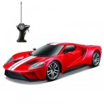 Maisto Tech Series 1:24 Scale RC Ford GT - Red