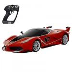 Maisto Tech Series 1:14 Scale RC Ferrari FXX - Red