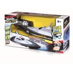 Maisto Tech Water Series RC Hi Speed Police Boat