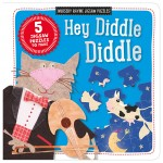 Make Believe Kate Toms Jigsaw Book Hey Diddle Diddle