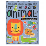 Make Believe My Amazing Animals Sticker Activity