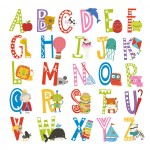 Make Believe My Awesome Alphabet Book
