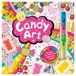 Make Believe Art Books Candy Art