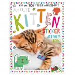 Make Believe My Cute Kitten Sticker Activity