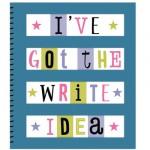 Make Believe I've Got the Write Idea Journal
