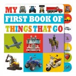 Make Believe My First Book of Things That Go