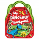 Make Believe My Dinosaur Sticker Activity Book