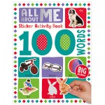 Make Believe All About Me Sticker Activity Book 100 Words