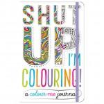 Make Believe Ideas Shut Up! I'm Colouring