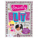Make Believe Strictly Glitz Sticker Activity Book