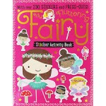 Make Believe My Fluttering Fairy Sticker Activity