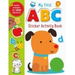 Make Believe My First ABC Activity Book