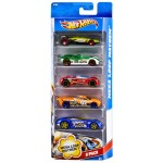Hot Wheels 5-Car Pack Assorted