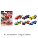 Mattel Cars Xrs Drag Racing Singles Asst