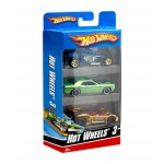 Hot Wheels 3-Car Pack Assorted