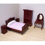 Melissa & Doug Bedroom Furniture Set