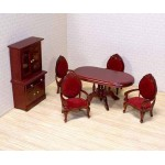 Melissa & Doug Diningroom Furniture Set