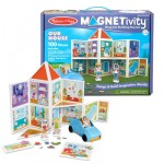 Melissa & Doug Magnetivity Playset - Our House