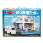 Melissa & Doug Magnetivity Playset Hospital