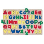 Melissa & Doug Lowercase Alphabet