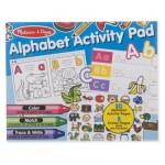 Melissa & Doug Alphabet Activity Pad