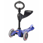 Micro Scooters Mini Micro 3in1 Deluxe Blue