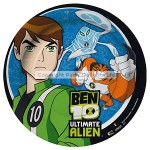 BBS Paper Plate - Ben10 - 23cm - (Pack of 8)