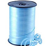 Amscan Curling Ribbon - Blue - 91m Roll