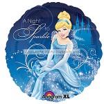Amscan Balloon - Disney Cindrella - 18 Foil