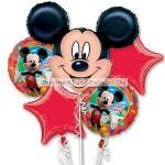 Amscan Balloon - Micky Mouse Boquet - 18 Foil