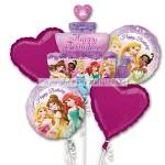 Amscan Balloon - Disney Princesses - Foil