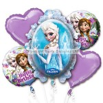 Amscan Balloon - Disney Frozen Boquet - 18 Foil