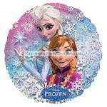 Amscan Balloon - Disney Frozen - 18 Foil