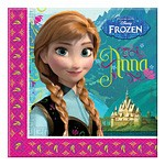 Unique Paper Napkin (2ply) - Disney Frozen - (Pack of 20)