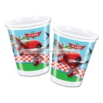 Amscan Plastic Cup - Disney Planes - 180ml - (Pack of 8)