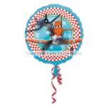 Amscan Balloon - Disney Planes - 18 Foil