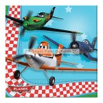 Amscan Paper Napkins (2ply) - Disney Planes - (Pack of 16)