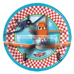 Amscan Paper Plate - Disney Planes - 23cm - (Pack of 8)