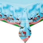 Amscan Plastic Tablecover - Disney Planes