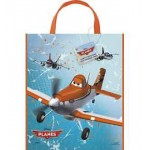 Unique Gift Bag - Disney Planes Plastic Tote Bag