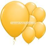 Qualatex Balloon - Goldenrod - 11'' Latex