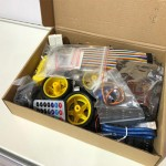 Multi-Functional 4WD Robot Car Chassis Kits UNO R3