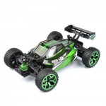 X-Knight 1:18  2.4G  High Speed Off Road Car (Green)