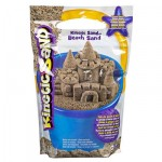 Kinetic Sand Beach Sand Natural Brown - 3lb (1.3kg)