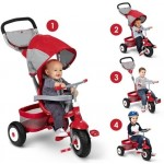 Radio Flyer All-Terrain Stroll n Trike