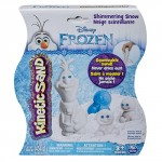 Kinetic Sand Frozen Shimmering Snow Set