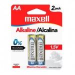 Alkaline battery (size AA, pack of 2)