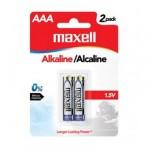Alkaline battery (size AAA, pack of 2)