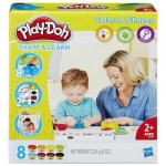 Play-Doh Colors And Shapes